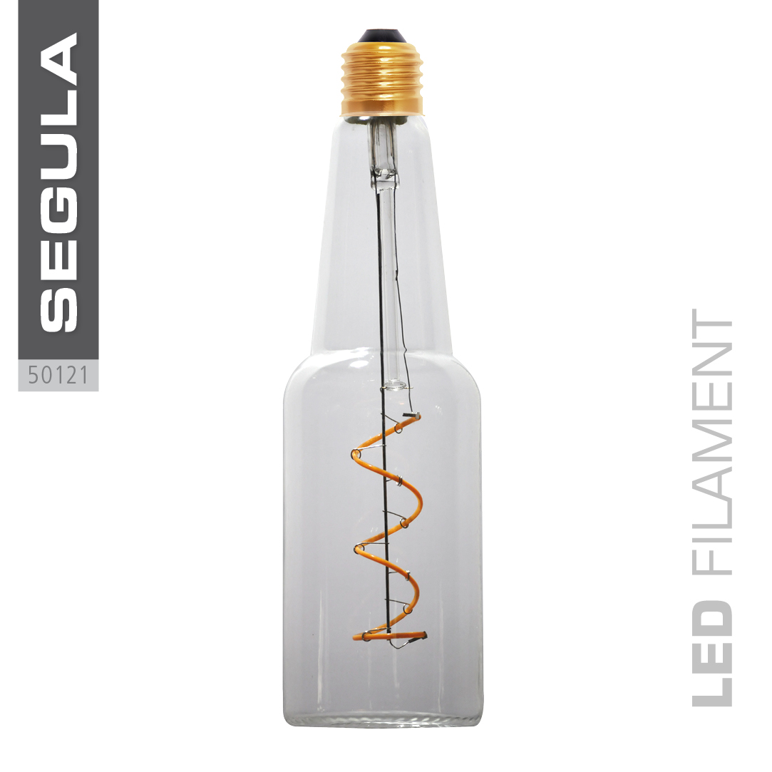 LED Beer lamp Curved spiraale l