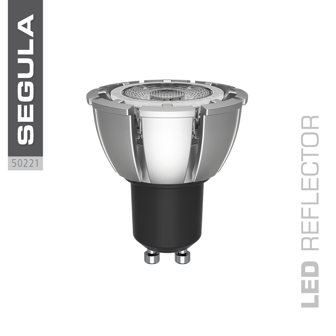 LED reflektor GU10
