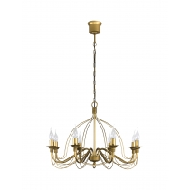 ANTIQUE PENDANT light bronze