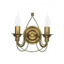 ANTIQUE WALL light bronze