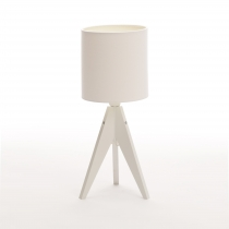 ARTIST CLASSIC TABLE white