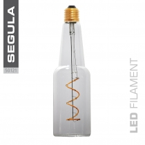 LED Beer lamp Curved spiraale l