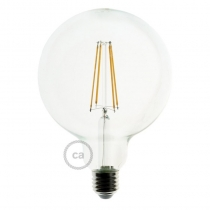 LED Transparent Light Bulb