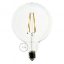 Ümar läbipaistev LED valgusallikas