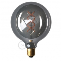 LED Smoky Light Bulb