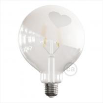 LED Tattoo Lamp® Cuore