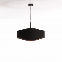 SPIRIT PENDANT black