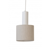 TOILA PENDANT white