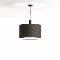 TOILA PENDANT black