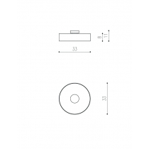 THIN CYLINDER LAGI ø330mm
